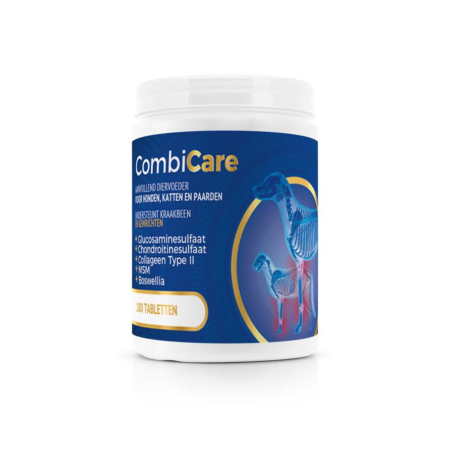 Combicare Tablets  - aanvullend  diervoeder  voor  honden,  katten  en  paarden als  ondersteuning  van  dieren  met  gewrichtsproblemen  en/of motorische gebreken.-2