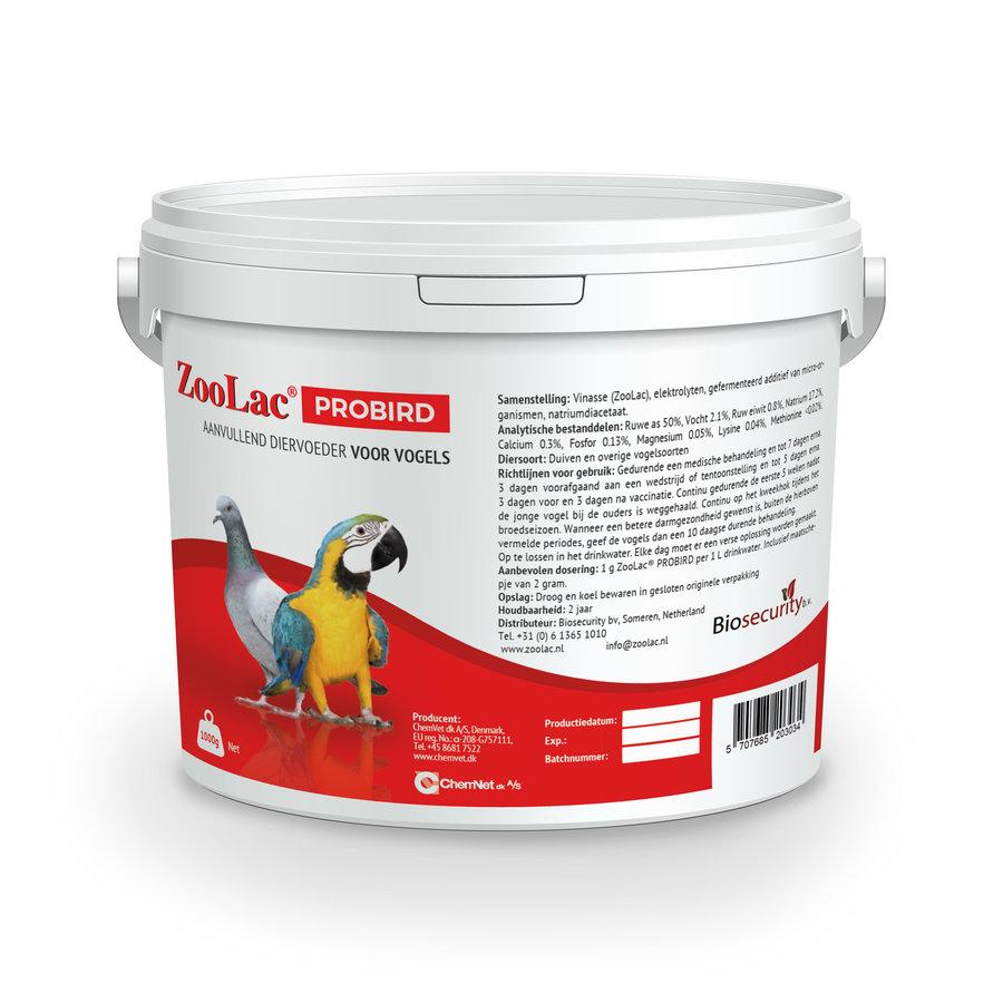 Zoolac PROBIRD - probioticum voor vogels 1 Kg-1