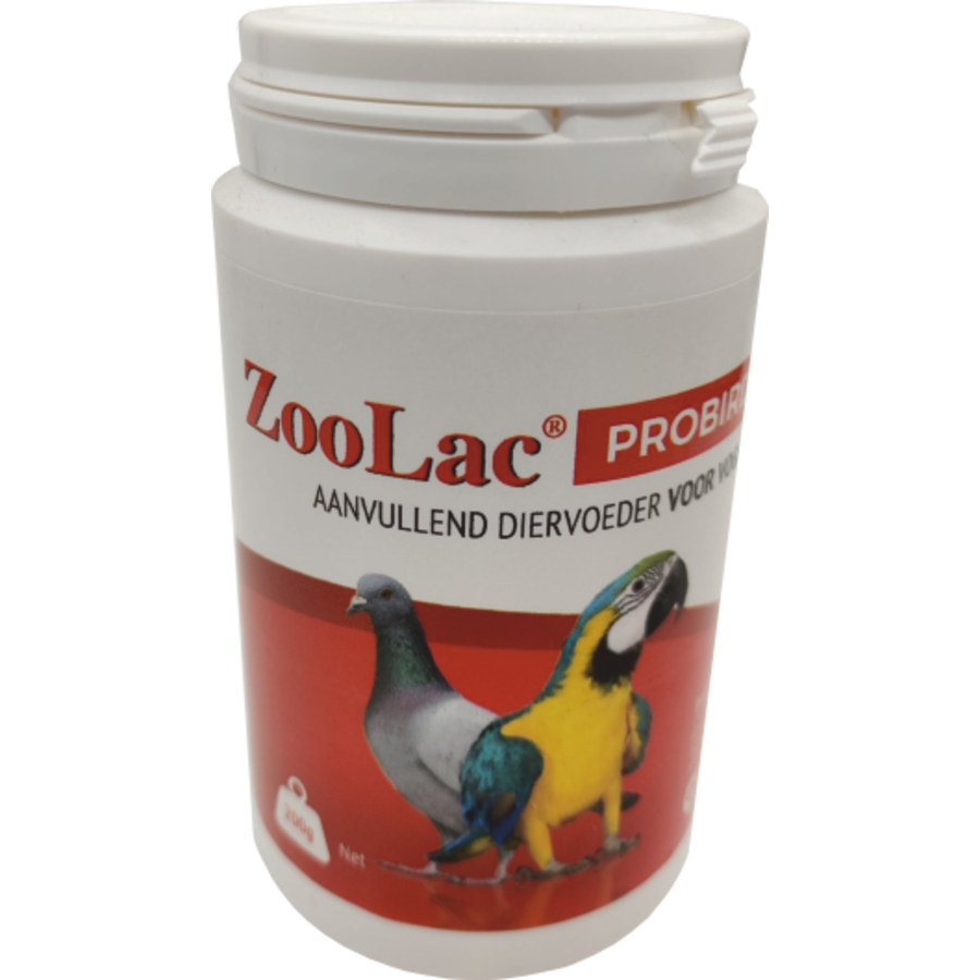 Zoolac PROBIRD - probiotic for birds 200 g-1