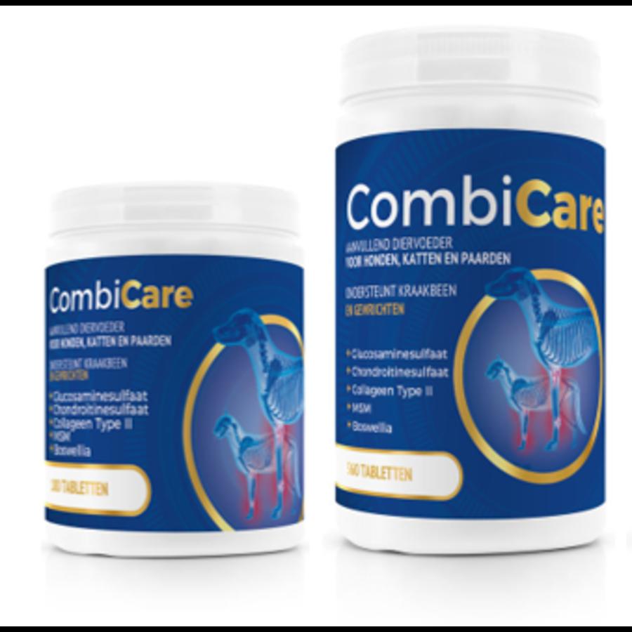 Combicare Tablets  - aanvullend  diervoeder  voor  honden,  katten  en  paarden als  ondersteuning  van  dieren  met  gewrichtsproblemen  en/of motorische gebreken.-1