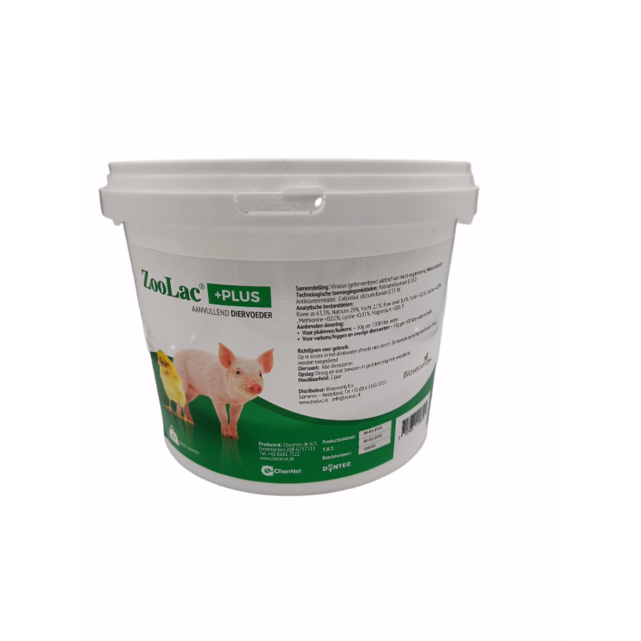 Zoolac+ 1 Kg - Probiotic for drinking water-1