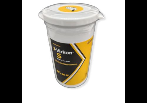 Virkon™ Dilution Test strips - 60 pcs