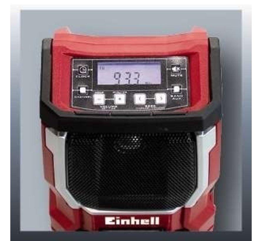 Einhell Radio TE-CR 18 Li-solo