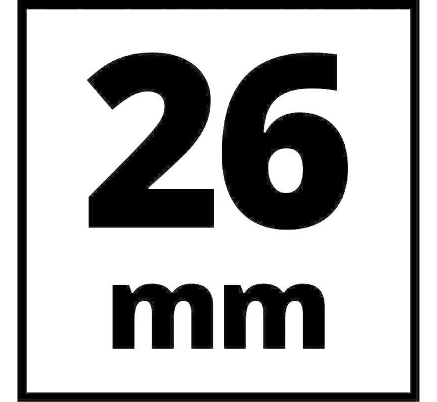 Einhell boorhamer TE-RH 26 4F - 800Watt