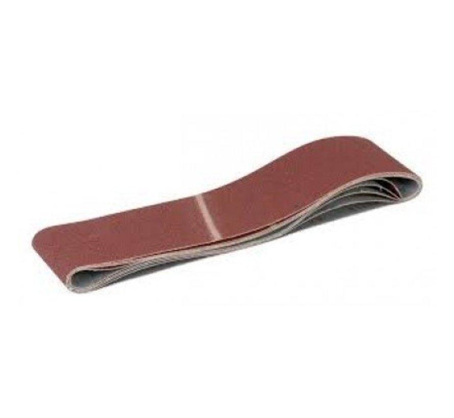 Schuurband 915 x 100 mm - 5 stuks K80