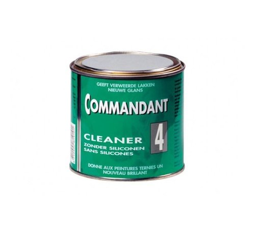 Commandant cleaner Polijstwas C45 B 500gram
