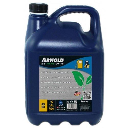 Arnold 4-takt Alkylaat benzine 5 ltr