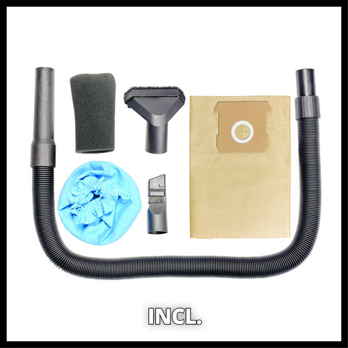 Einhell TE-VC 18/10 Li Solo Accu Nat-/Droogzuiger