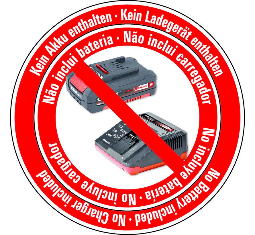 Einhell GC-SC 36 / 31 Li Solo Verticuteermachine