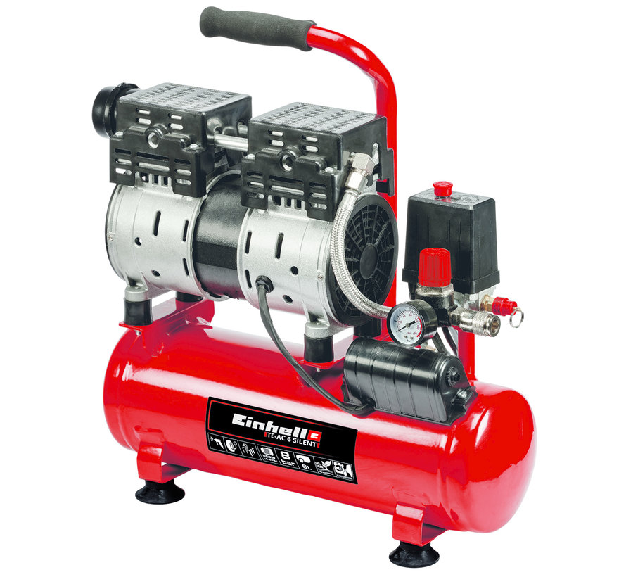 Einhell TE-AC 6 silent Compressor