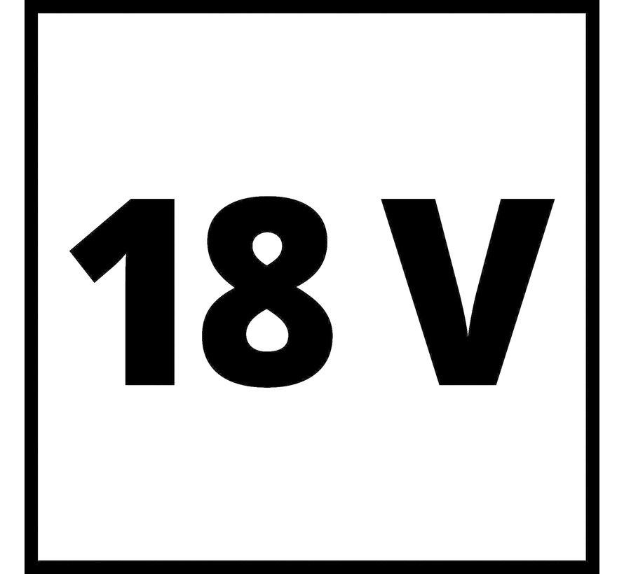 Einhell Starterkit 18V Accu + Lader 2,5 AH SET