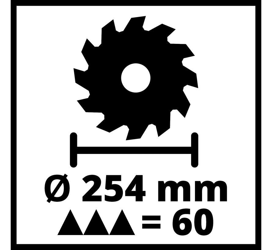 Einhell TE-SM 254 Dual Radiaal afkortzaag