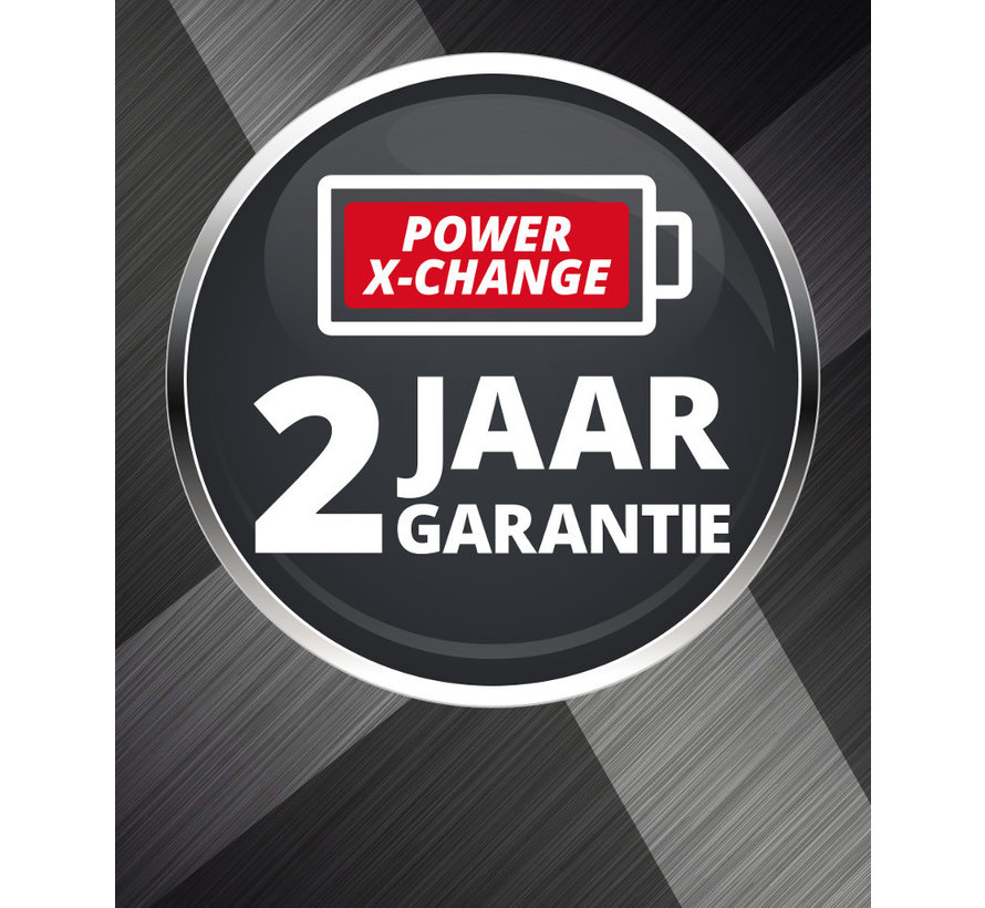 Einhell Power-X-Change Gereedschap Set PX1