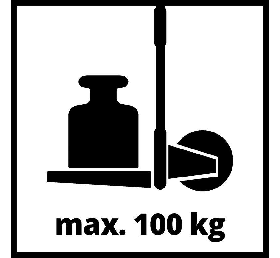 Einhell steekwagen BT-HT 100/1 - max: 100 kg