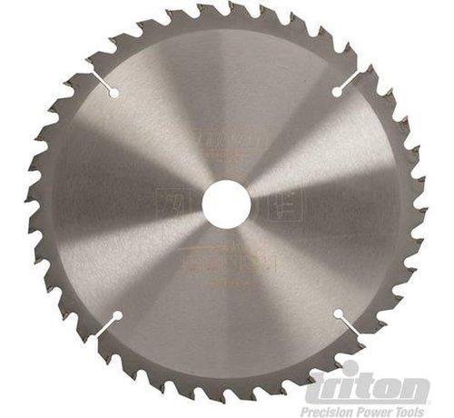 Zaagblad 250 x 30mm 40 tands Triton