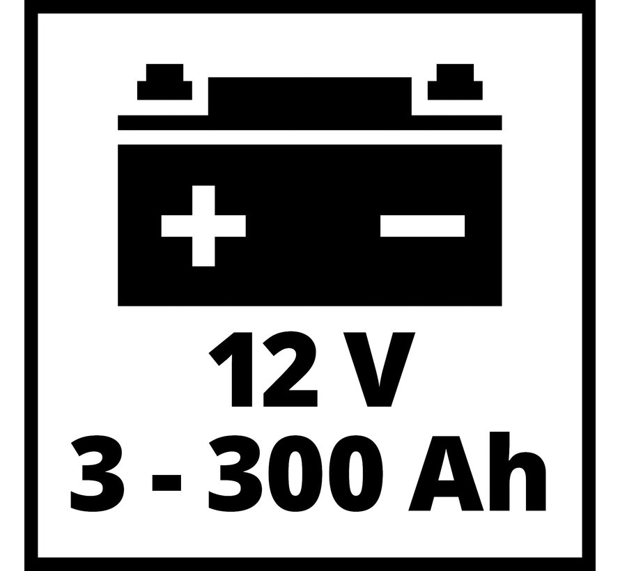 Einhell CE-BC 15 M Acculader/Starter