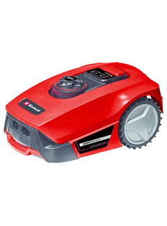 CR-RM 500 BL Robotmaaier