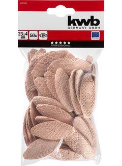 KWB lamellen Size 10, 55x19x4 mm