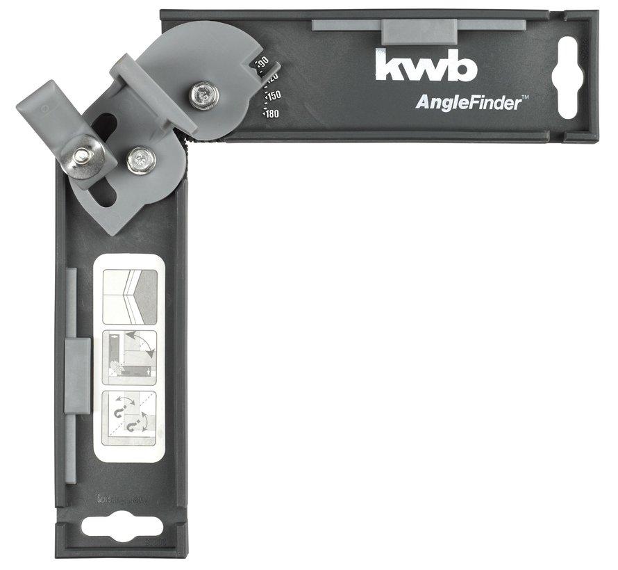 KWB Zwaaihaak met hoekverdeler Professional