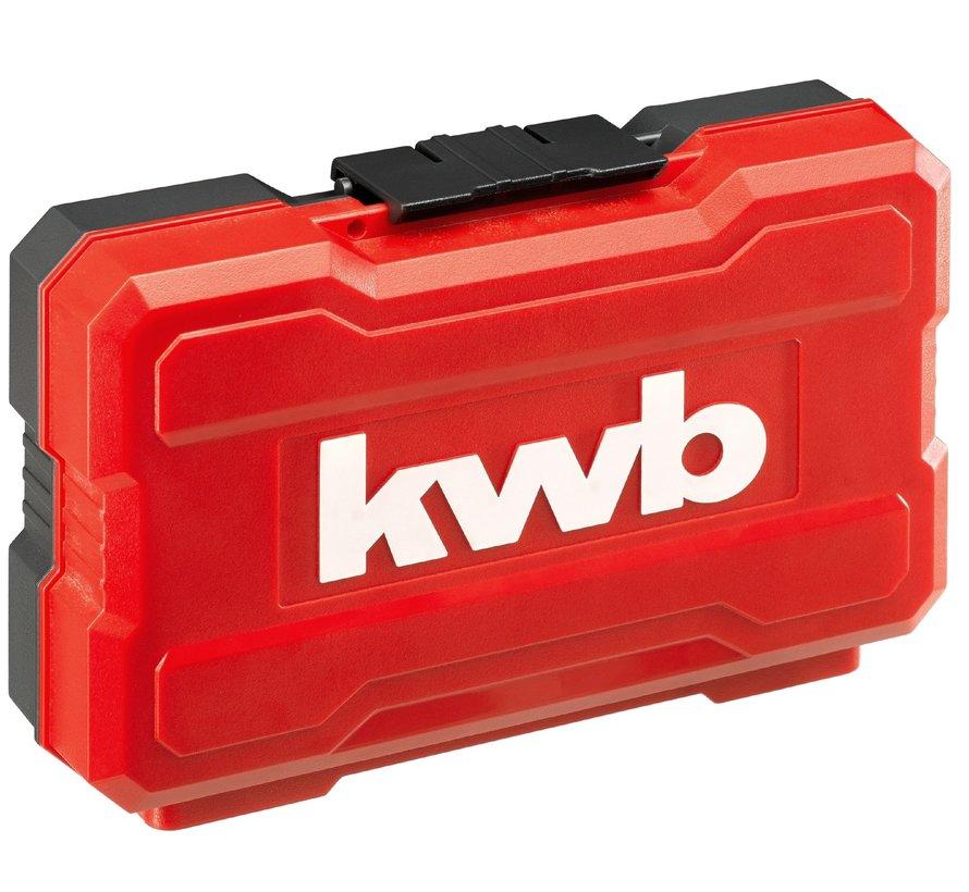 KWB Bitbox Impact 35-dlg. L-box High Quality