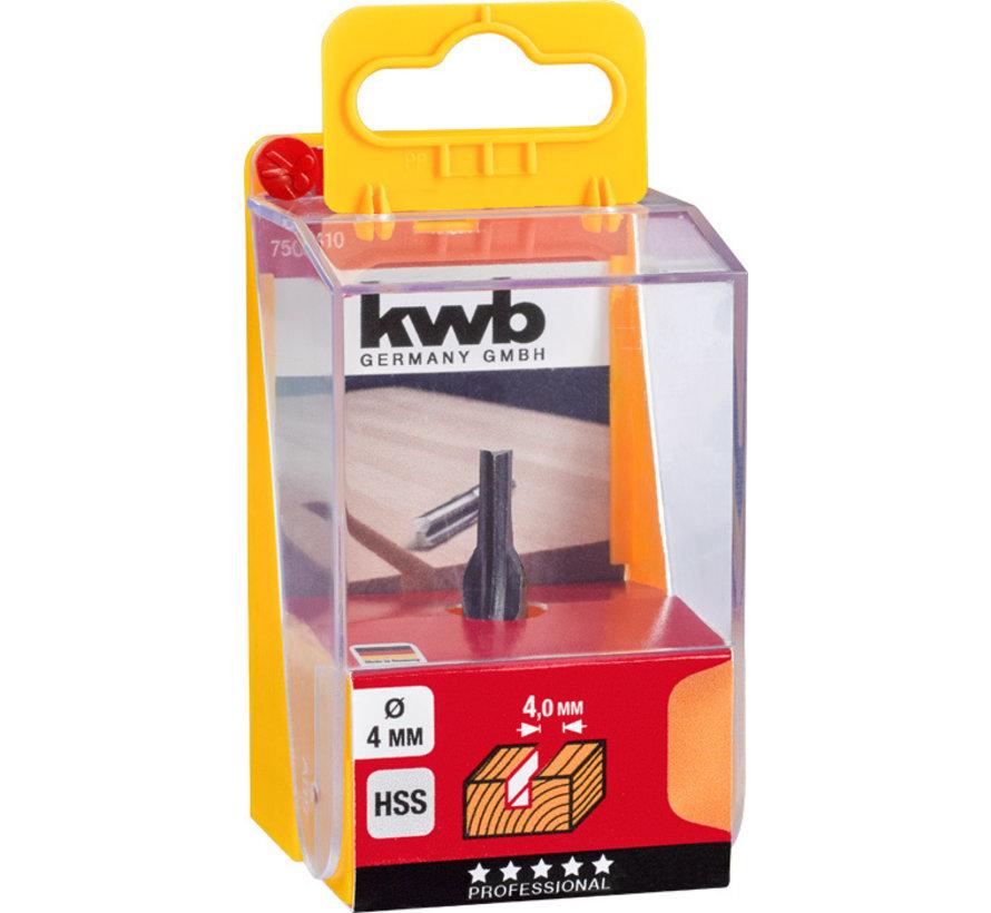 KWB vingerfrees 5mm in cassette