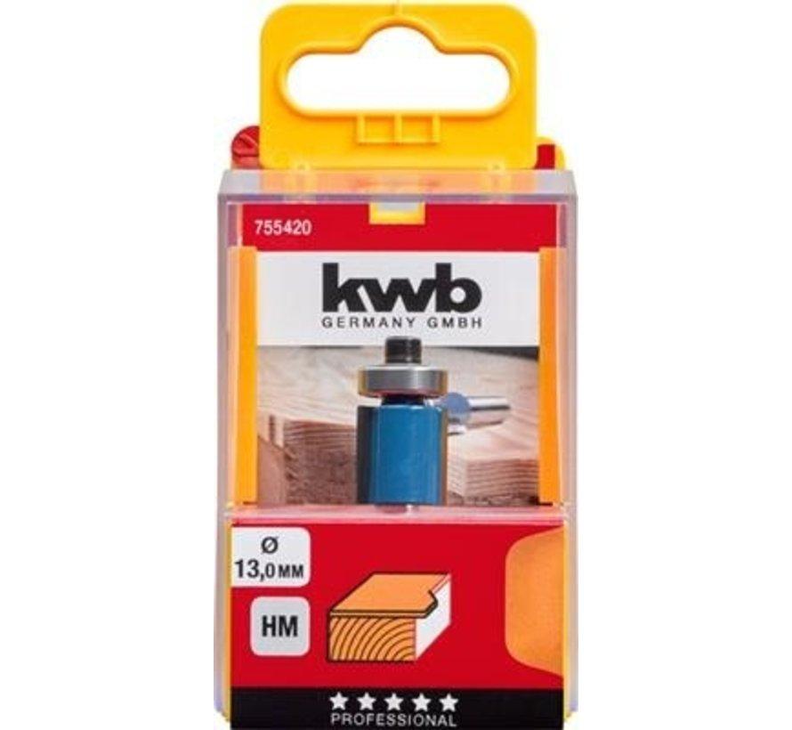 KWB  Kantenfrees 13mm HM