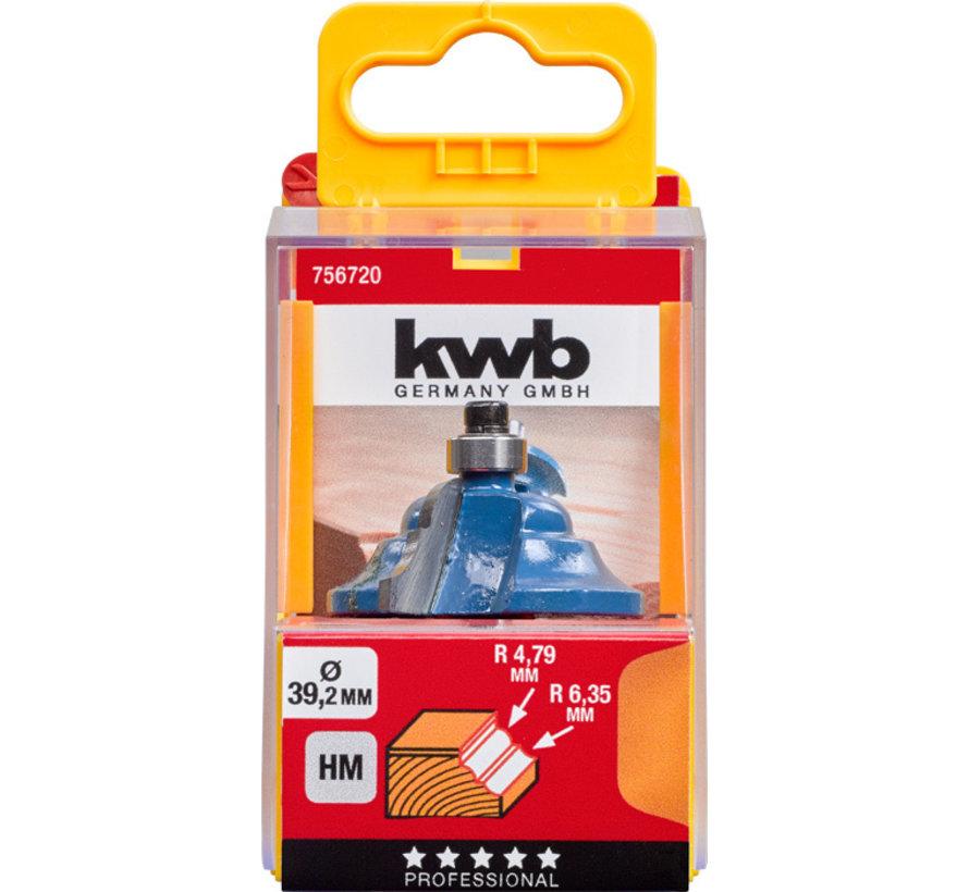 KWB Profielfrees 28,1mm HM