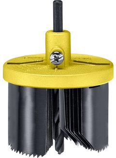 Meerkrans-gatenzagen, 7-delig 25 - 63 mm