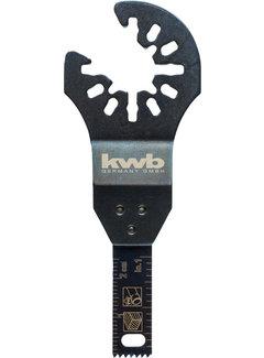 Multitool inval-zaagblad CV 10 x 28 mm