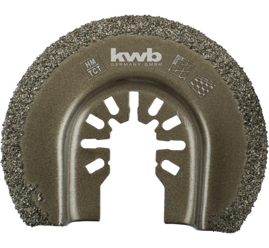 KWB Multitool tegelreparatieset 3-delig