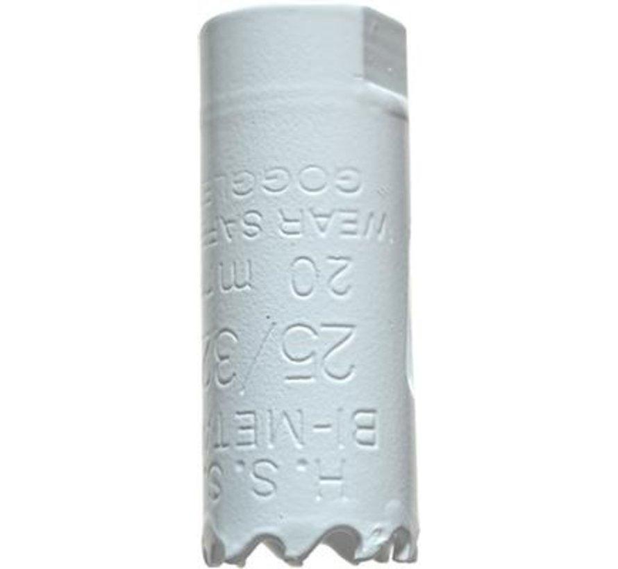 KWB Gatenzaag Bimetaal HSS - CO 20mm