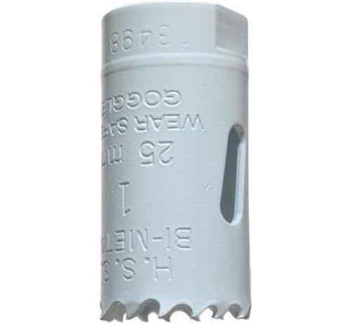 KWB Gatenzaag Bimetaal HSS - CO 25mm