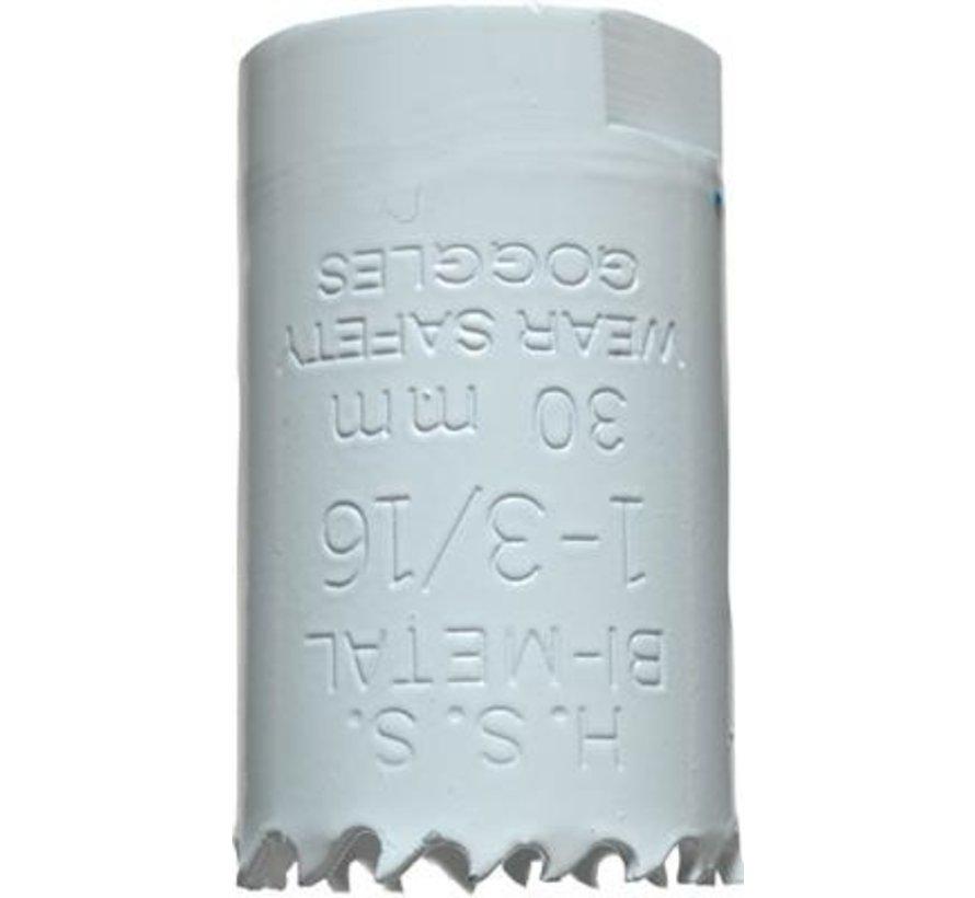 KWB Gatenzaag Bimetaal HSS - CO 30mm