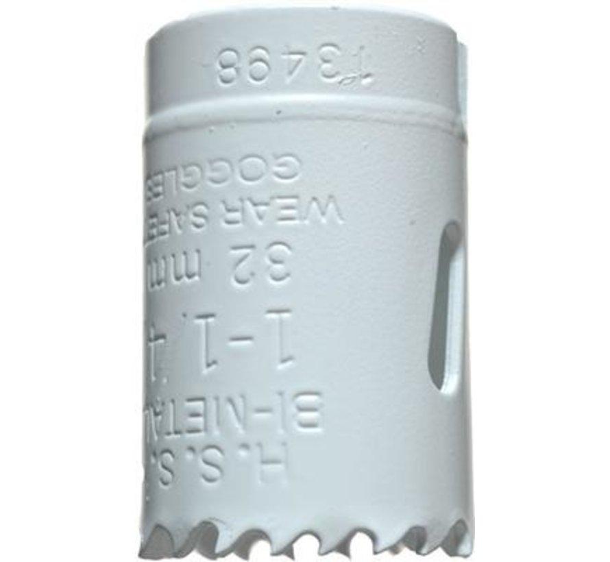 KWB Gatenzaag Bimetaal HSS - CO 32m