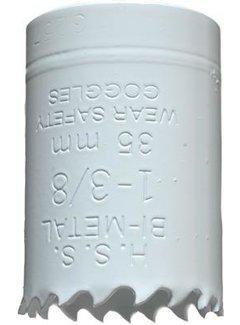 Gatenzaag Bimetaal HSS - CO 35mm