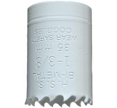 KWB Gatenzaag Bimetaal HSS - CO 35mm