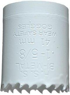 Gatenzaag Bimetaal HSS - CO 41mm