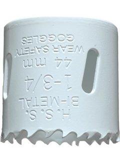 Gatenzaag Bimetaal HSS - CO 44mm