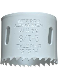 Gatenzaag Bimetaal HSS - CO 54mm