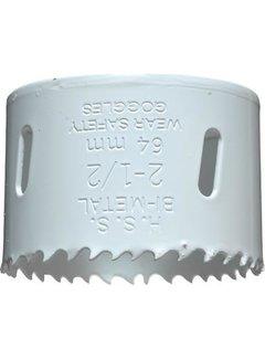 Gatenzaag Bimetaal HSS - CO 64mm