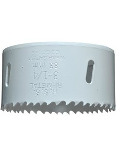 Gatenzaag Bimetaal HSS - CO 83mm