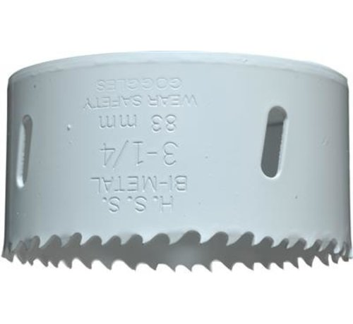 KWB Gatenzaag Bimetaal HSS - CO 83mm
