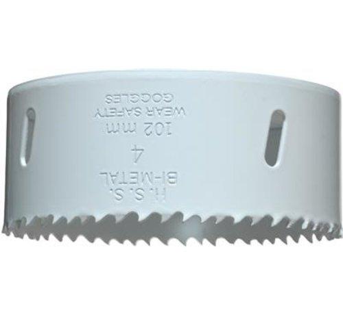 KWB Gatenzaag Bimetaal HSS - CO 102mm