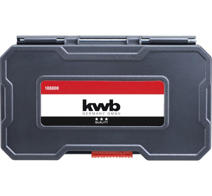 KWB Bitbox 34-delig 108800