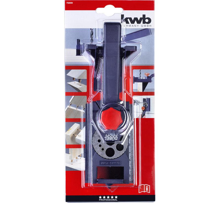 KWB KWB Deuvel-boormal Profi 3-12mm