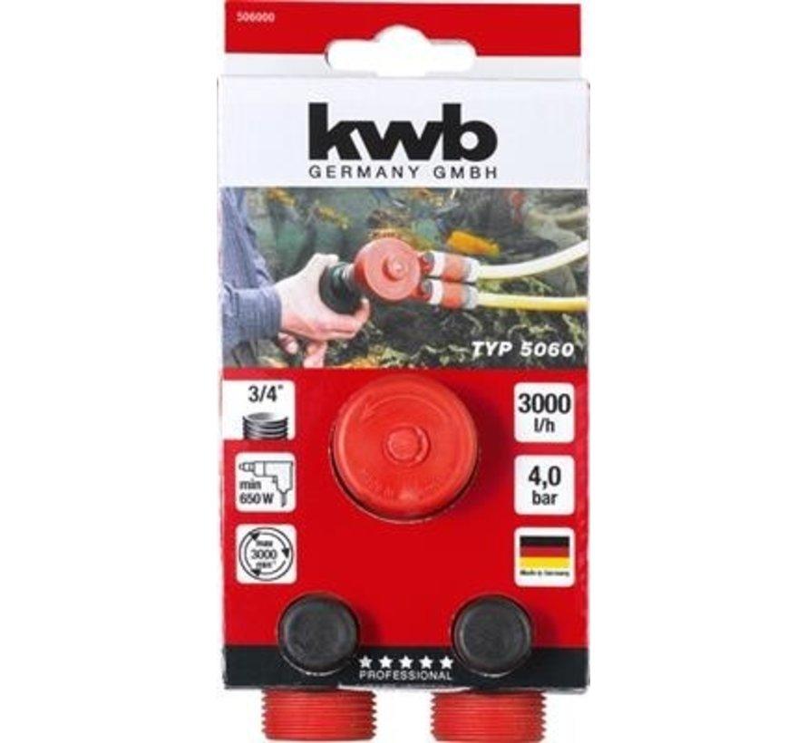 KWB Combipomp voor Boormachine P60