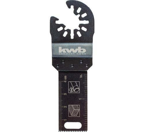 KWB Multitool inval-zaagblad CV-Staal 22 x 48 mm