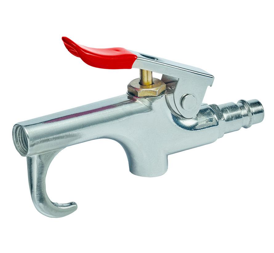 Pneumatische Blaaspistool 7-delig