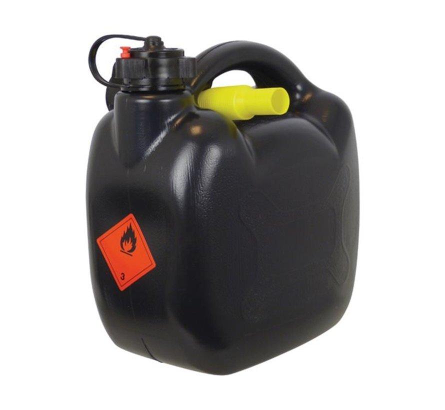 Carpoint benzinekan kunststof 5 liter