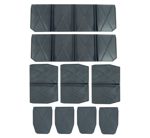 Einhell Kunststof Compartimenten Set voor E-case